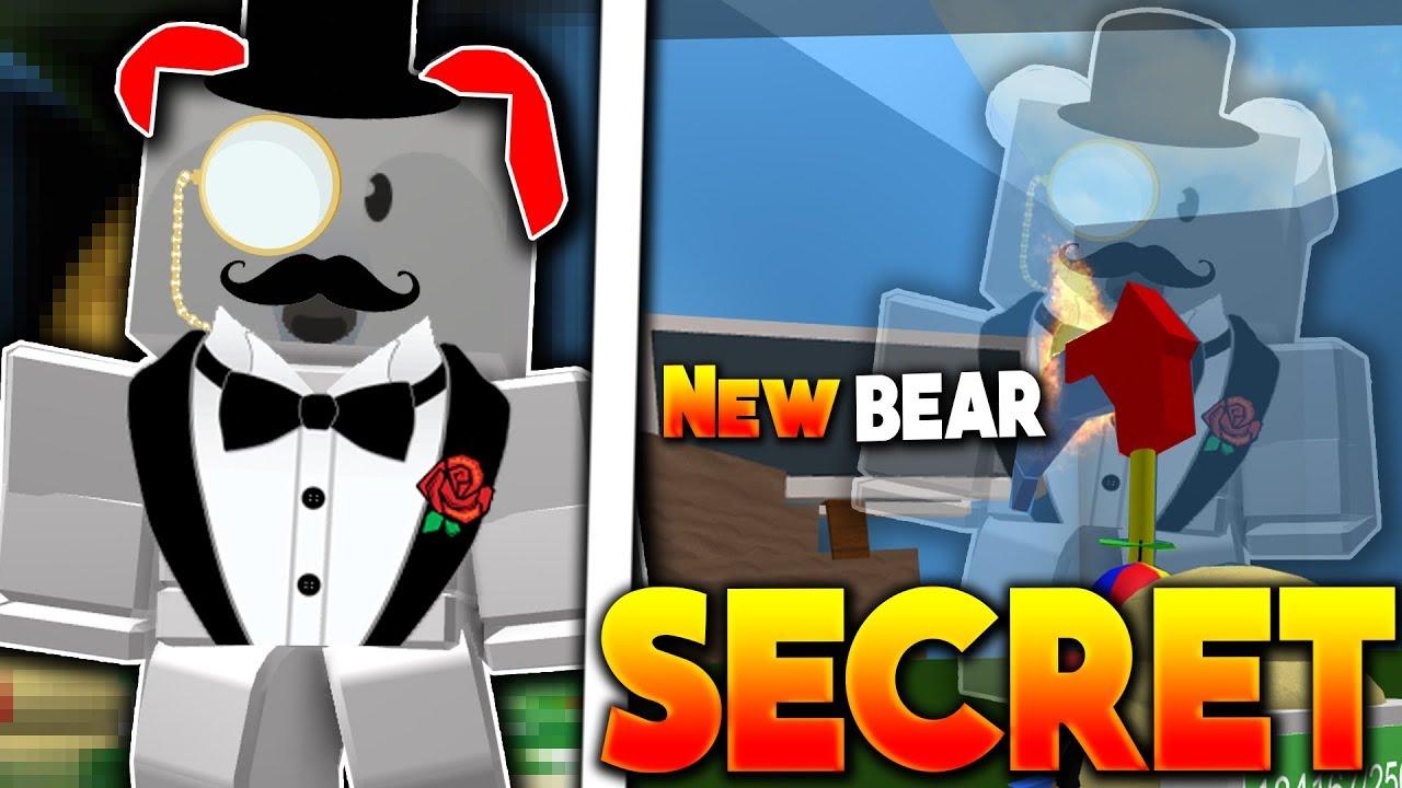 Secret New Update Bear Leaked Roblox Bee Swarm Simulator