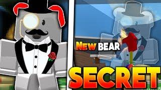 SECRET *NEW* UPDATE BEAR LEAKED! - Roblox Bee Swarm Simulator