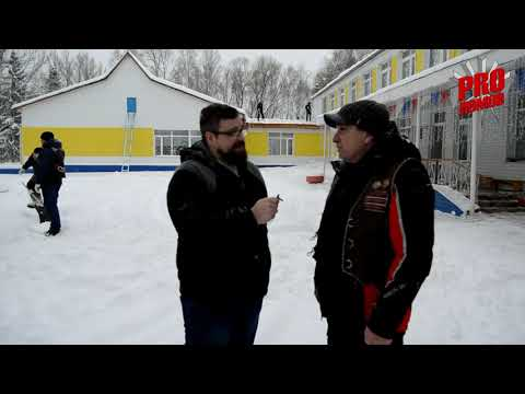 Интервью с Анатолиев Орловым, вице президентом White Raven MC