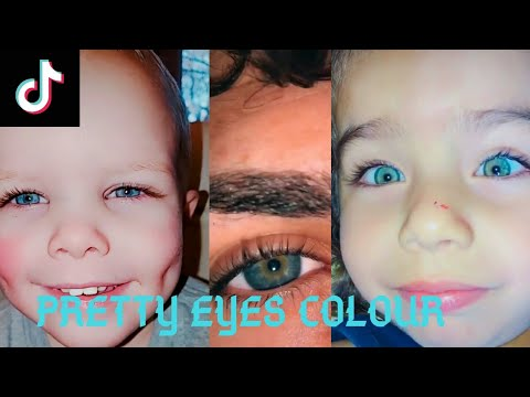 How to Change Eye Color in Tik Tok  |Tiktok Eye Color Chart