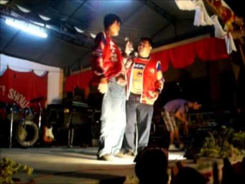 kapampangan jokes TONG-ITS DUO 1of6 san vicente barrio fiesta sto. tomas Pampanga