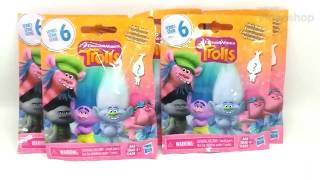 Series 6 Trolls Blind Bag Unboxing | Mariahs Toy Review