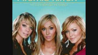 Atomic Kitten - The Tide Is High (Get The Feeling) Groove Brothers 12