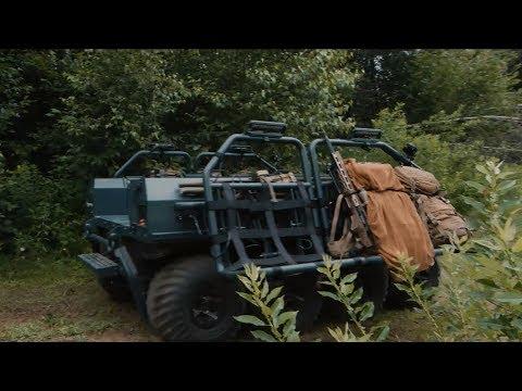 Rheinmetall unveils Mission Master UGV armed with Warmate