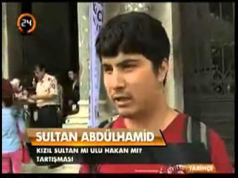 Sultan II.Abdülhamid'i Halka Sordular