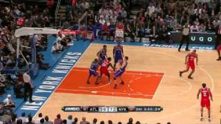 Wilson Chandler Final Game as a New York Knick? Complete Highlights VS. Hawks