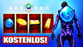 Fortnite FREE Arena Mode Division Rewards? | FREE Items - Fortnite Battle Royale