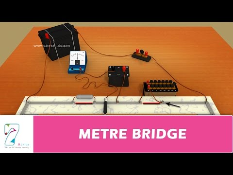 METRE BRIDGE