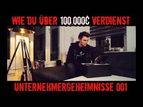 Eigenes Online Business Aufbauen Und Arbeiten Von Zuhause Bei 100 000€ Gewinn {PODcast 001}