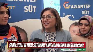 """BÜYÜKŞEHİR """"ANNEYE SÜT BEBEĞE CAN PROJESİ""""Nİ TANITTI"""