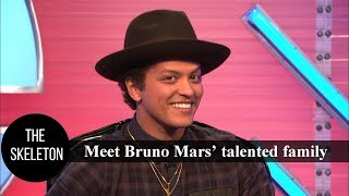 Meet Bruno Mars' talented family