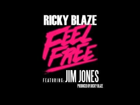 Ricky Blaze 'FEEL FREE' ft. Jim Jones