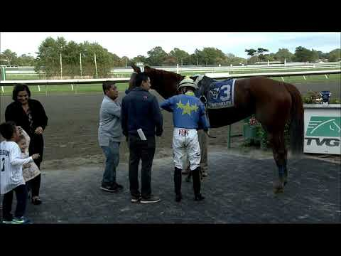 video thumbnail for MONMOUTH PARK 10-13-19 RACE 8