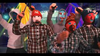 Shinobi Ninja - Brooklyn Craze (Official)