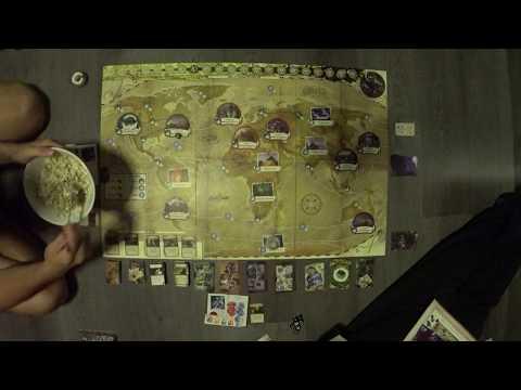 Настольная игра Древний Ужас. Полное прохождение настольной игры по мотивам Г. Лавкрафта