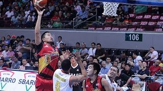 San Miguel vs. Rain or Shine - Q1 | Philippine Cup 2015-2016