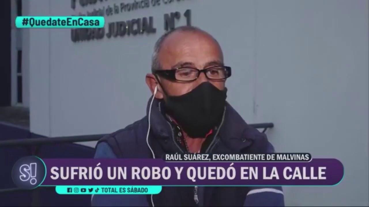"""Piel de gallina: La historia de Raúl en """"Total es sábado"""""""