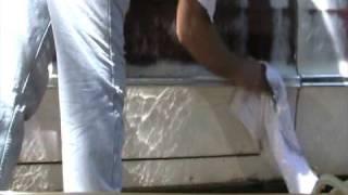 63 impala video 35  polishing bad anodized aluminum trim