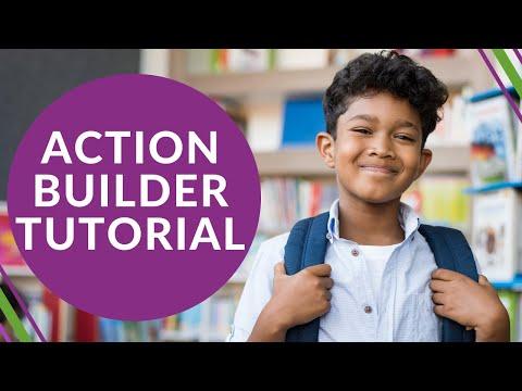 Action Builder Tutorial