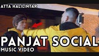 Atta Halilintar - Panjat Social Music Video