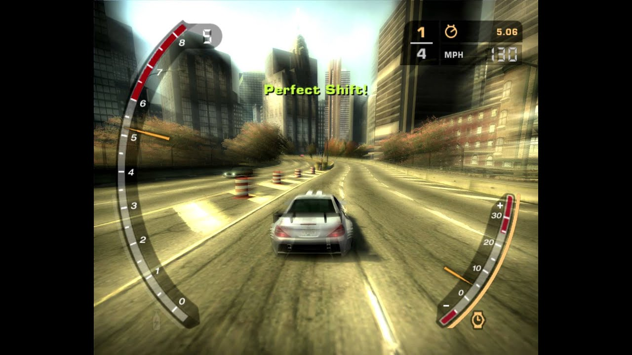 Need For Speed Most Wanted How To Do A Drag Race Hd Youtube