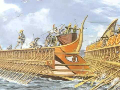 JayP-Ancient Greek Warships