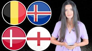 Бельгия Исландия Дания Англия Прогноз экспресс Лига наций Футбол