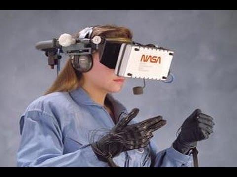The VR Shop - NASA VIEW HMD - Retro VR