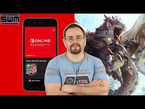 News Wave! - Nintendo Online Gets A Launch Month And Monster Hunter World Sales Take Over Japan
