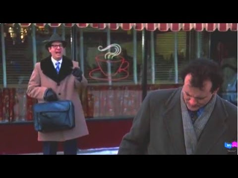 Groundhog Day 1993 - Watch out for that first step, its a doozie