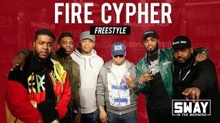 Friday Cypher: Don Q, Anoyd, Kris Kasanova Freestyle + Amadeus Plays Live Beats