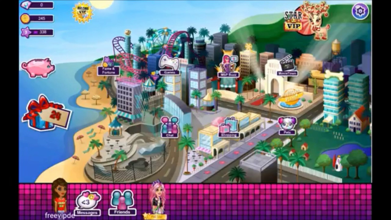 How To get Free Vip on Msp Working 100% (2017/2016)