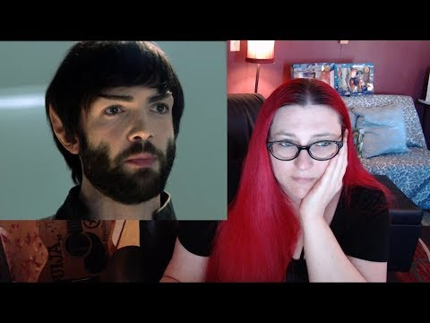 Another Star Trek Discovery Season 2 Trailer : Random Reacts