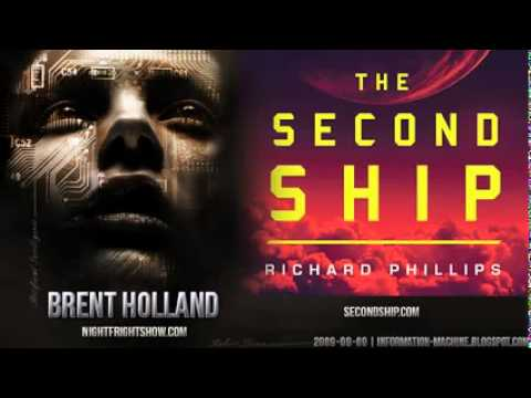 UFO Reverse engineering video real story Richard Phillips The Second Ship Night Fright Brent Holland