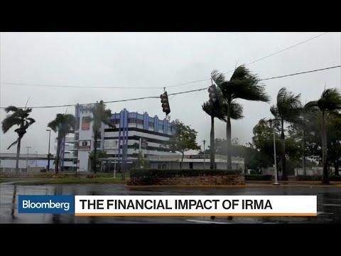 Irma Could Cost $125 Billion in Damage in U.S.