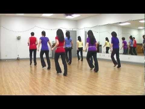 Some Nights - Line Dance (Dance & Teach in English & 中文)