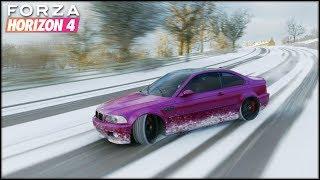 AM SCOS E46-le PE ZAPADA Forza Horizon 4