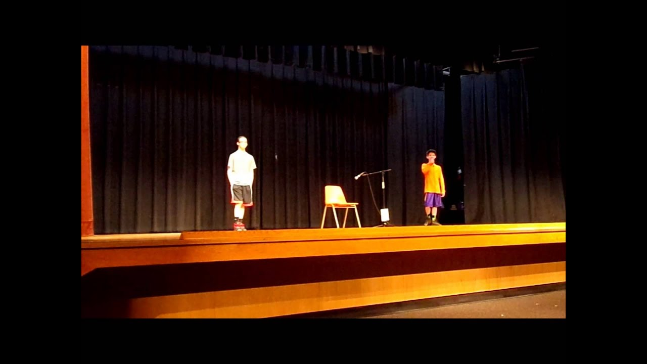Talent Show Cartoons and Comics - funny pictures from ... |Talent Show Funny