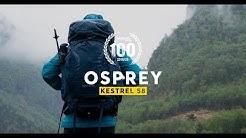 Osprey Kestrel 58 Backpack | Review
