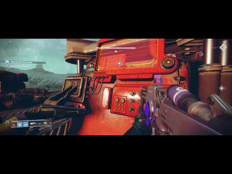 TarTacular's LiveStream of Destiny 2 Warmind DLC Heroic Strikes PC Warlock part-1