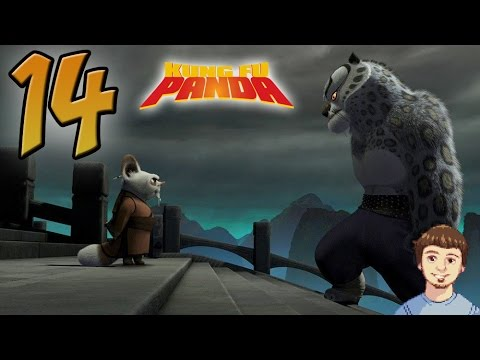 Kung Fu Panda The Video Game  - PART 14 - Master Shifu Vs Tai Lung