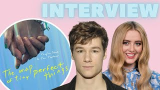 The Map of Tiny Perfect Things Cast talks Quarantine, Days They Don't Want To Repeat, & TikTok