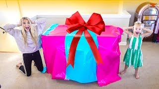 I FINALLY GOT THEM THIS HUGE PRESENT SURPRISE!!! THEY'VE BEEN WAITING SO LONG!