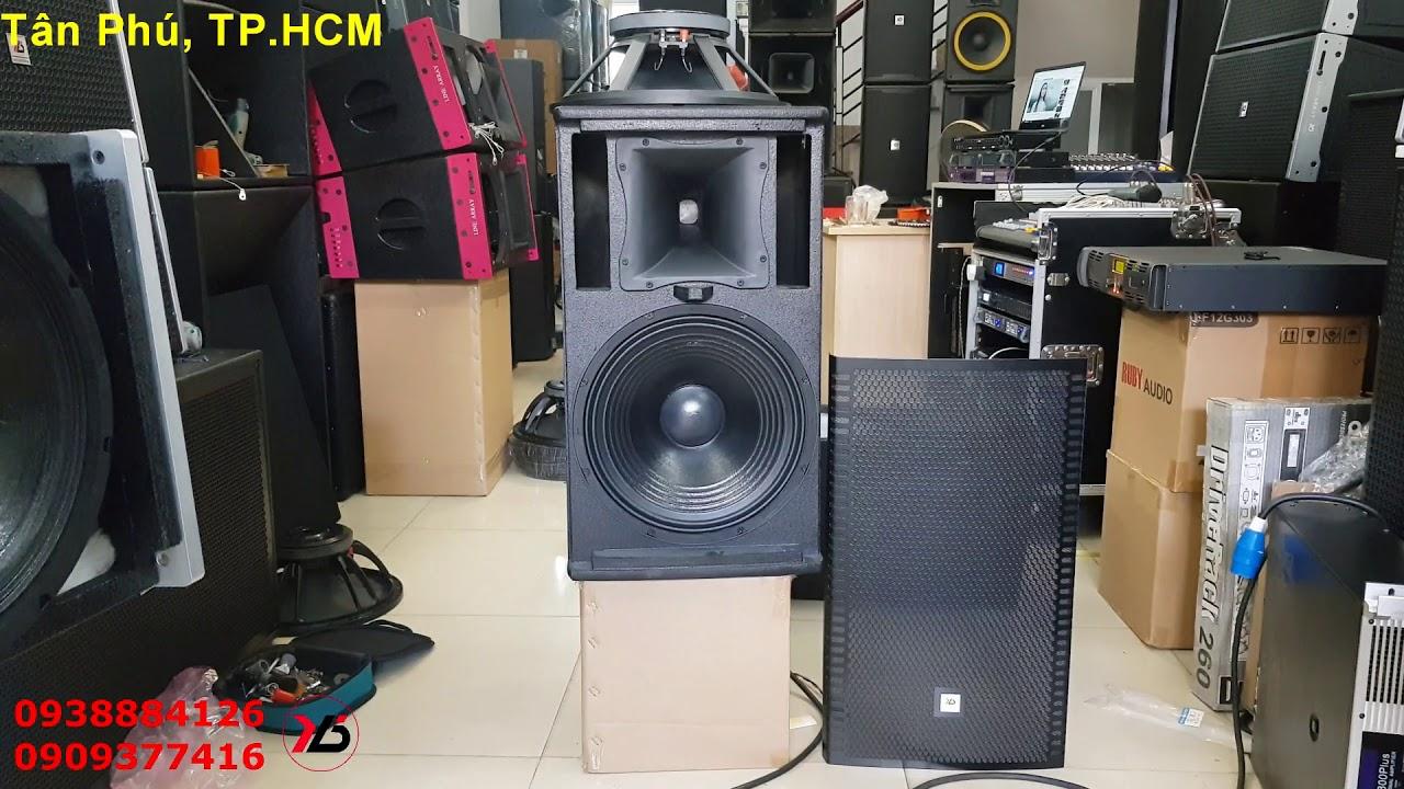 Loa Bass Rời 40 CS 600W Giá 1.990.000đ | Điện Máy Ruby |