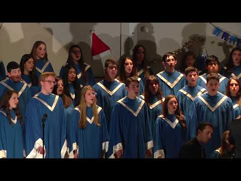 Please Stay  Mixed Choir  PlainviewOld Bethpage JFKHS  Winter 2017 Concert