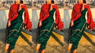 Top Trending Punjabi suit idea…