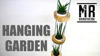 ✅  Blumen Ampel zum selber bauen - Klasse Geschenkidee - WOOD DIY -