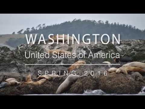 WASHINGTON STATE - Travel Video