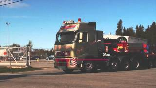AT Specialtransport - Compilation of transports