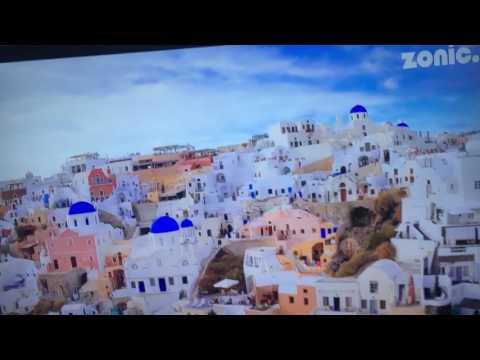 BEST VIDEO of GREECE • SANTORINI (4K)